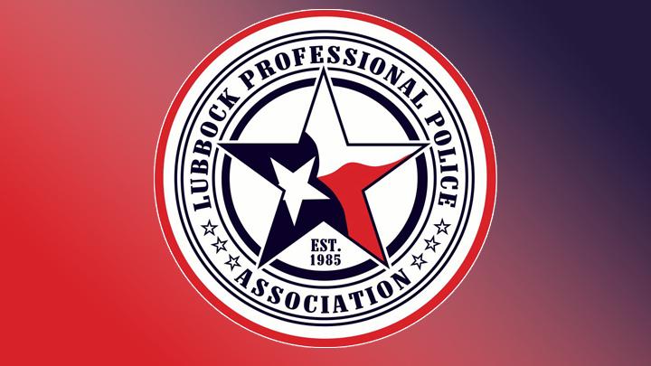 LPPA Lubbock Professional Police Association logo 720