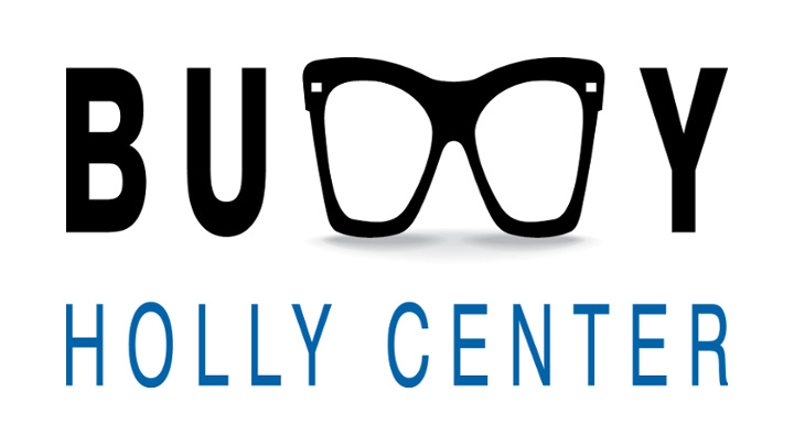 Buddy Holly Center Logo - 720