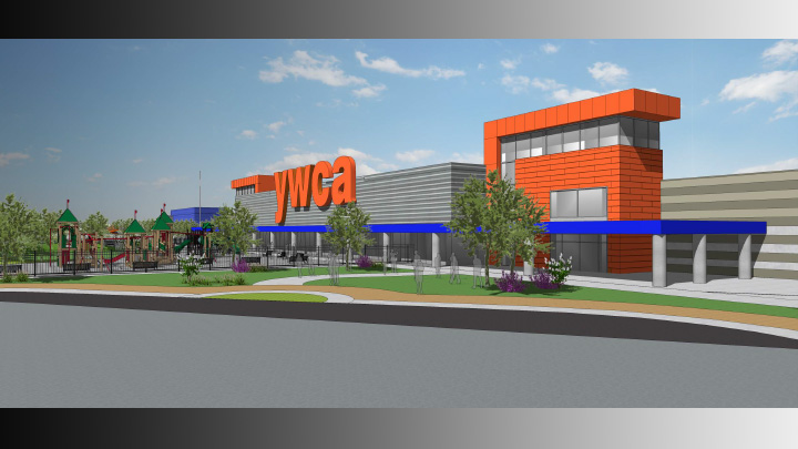 YWCA Rendering of Former Kmart Building - 720