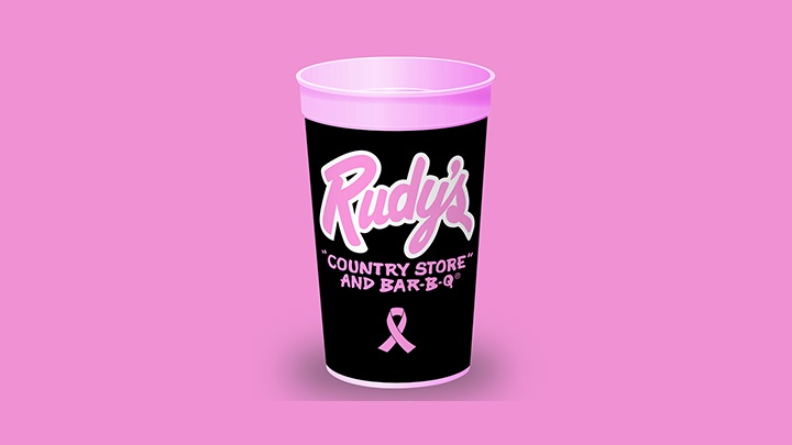 Rudy's Pink Cup (Best) - 720