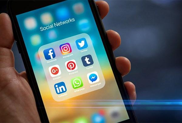 Social Media Networks - 720