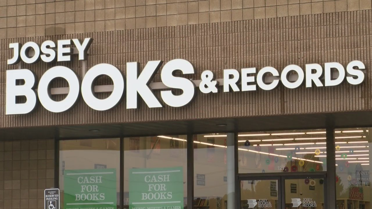 Terri Tells You - Josey Books & Records