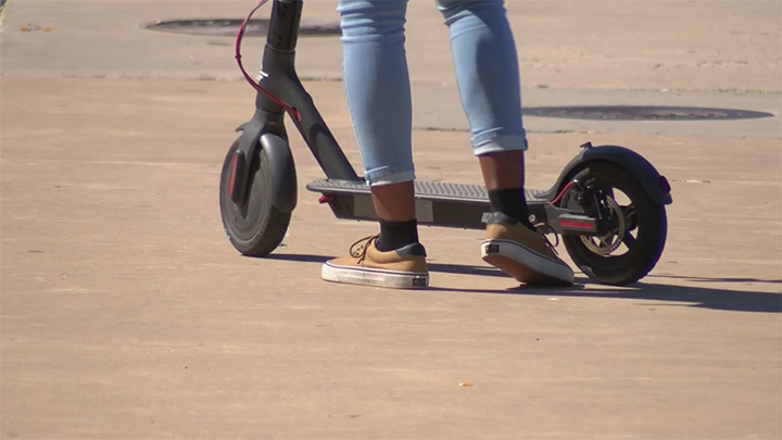 Scooters in Lubbock - 720