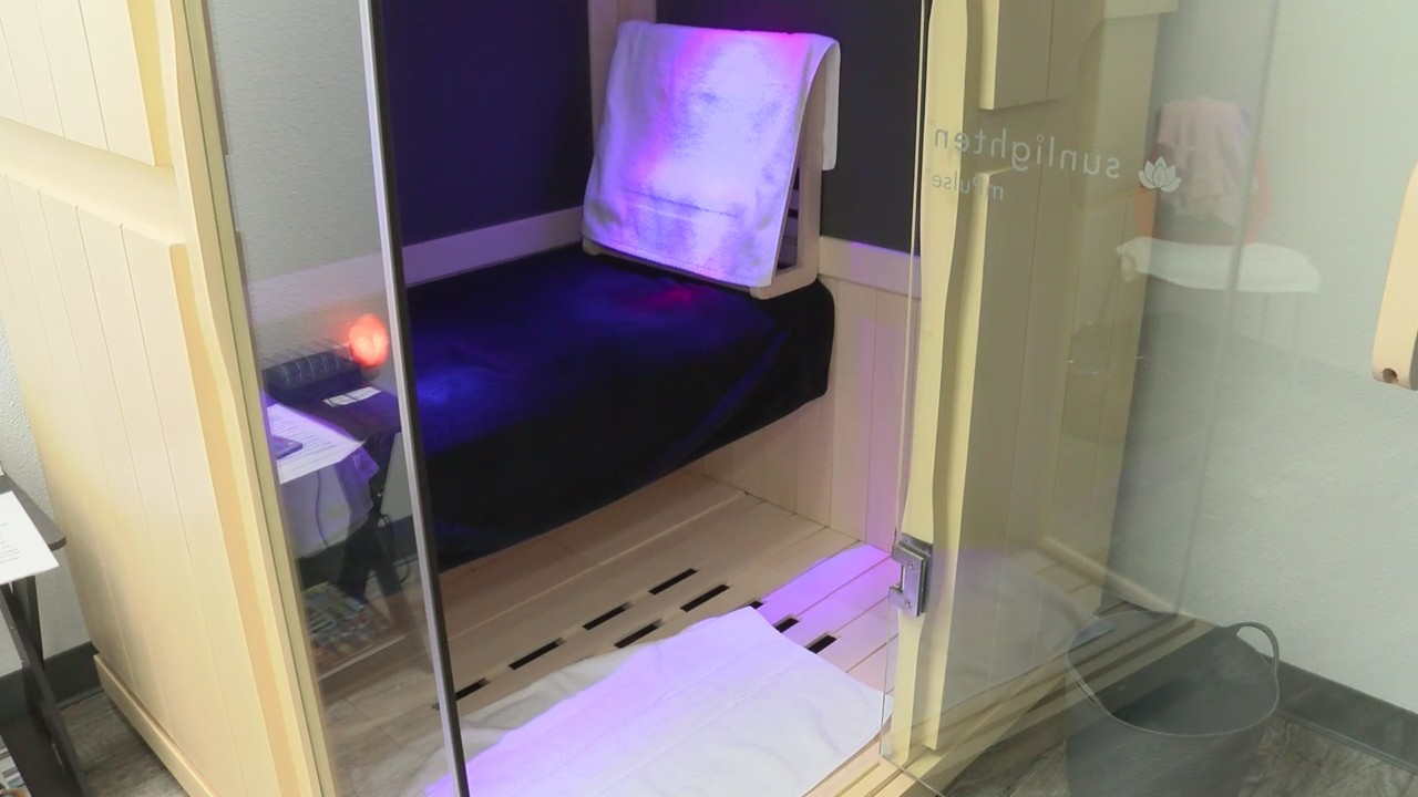 Terri Tells You - My Sweat Hut Infrared Sauna Therapy