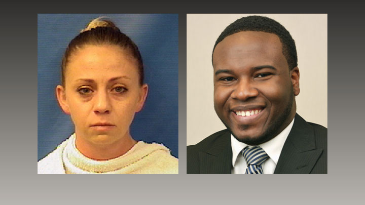 Amber Guyger and Botham Jean 720