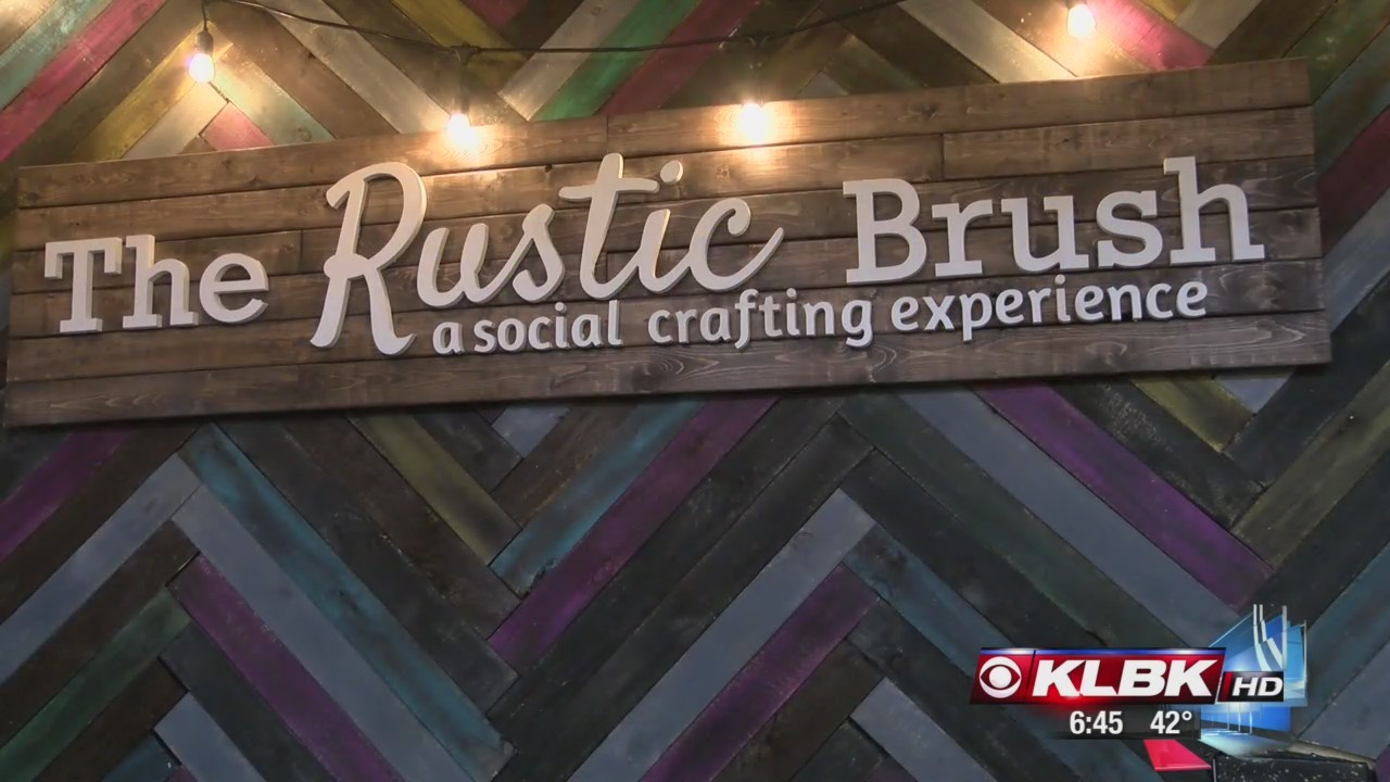Terri Tells You - The Rustic Brush - Lubbock