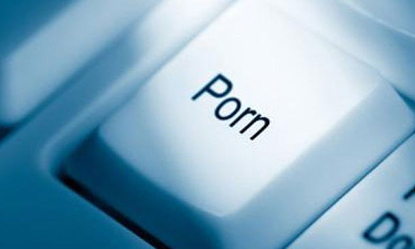 computer keyboard key labeled porn, pornography68238299-159532