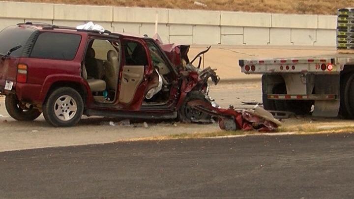 Interstate 27 I-27 access road fatal crash 720 v02