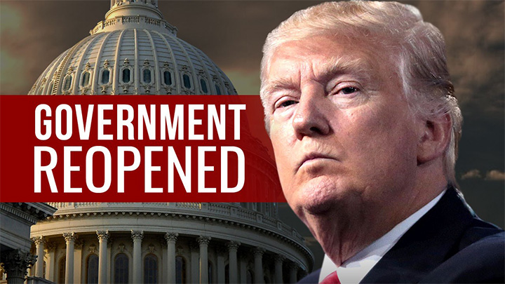 2019 Government Reopens - 720