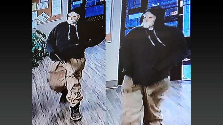 Carlsbad, New Mexico Credit Union Robbed (1-11-18) - 720