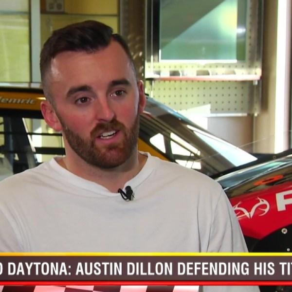 Countdown to Daytona: Dillon ready to defend his title