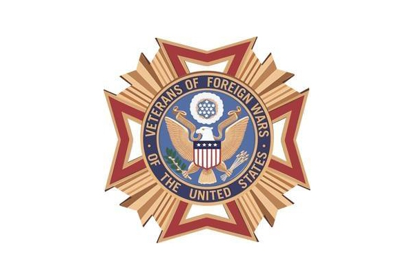 Lubbock Veterans of Foreign Wars Logo - 720