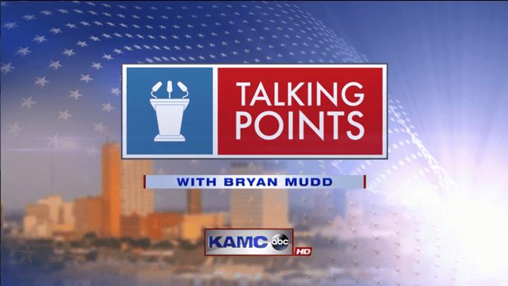 Talking Points with Bryan Mudd Logo (Best - 2017) - 720