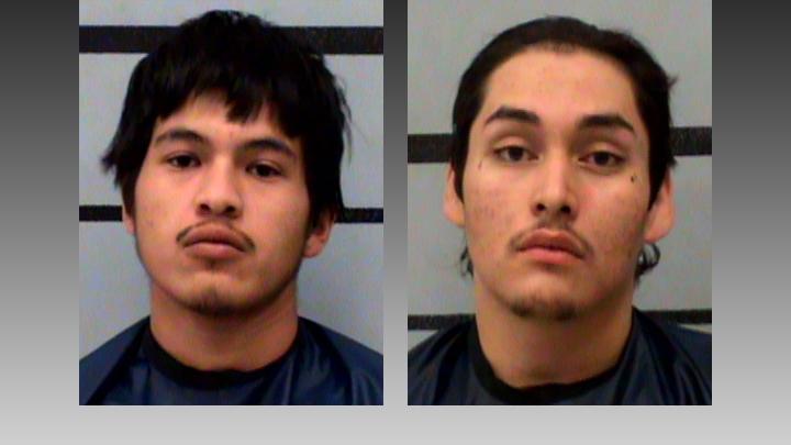 Miguel Garza and Anthony Alvarez 720
