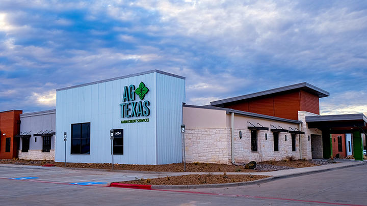 AgTexas Farm Credit Services Corporate Office (2019) - 720