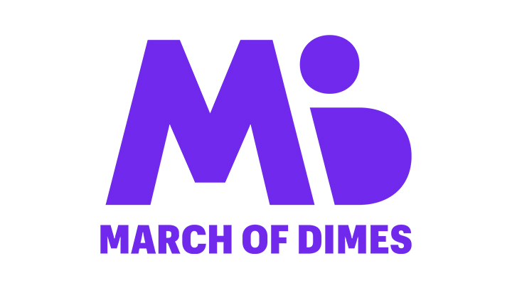 March of Dimes Logo (2019) - 720