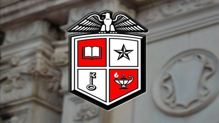 Texas Tech University Coat of Arms - 720