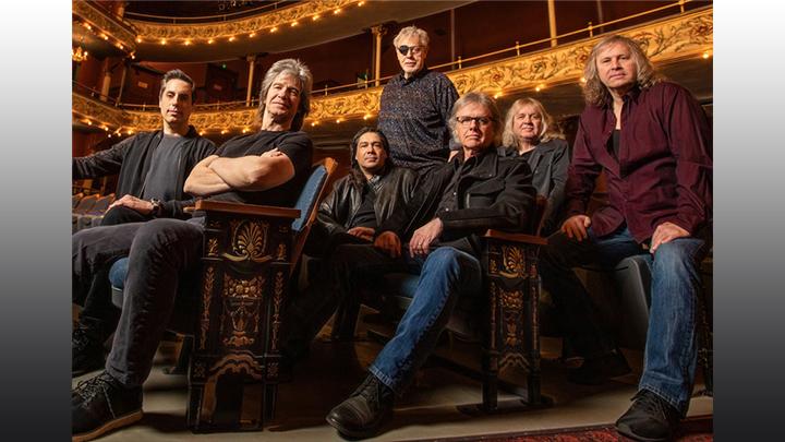 Kansas Band Photo - 720
