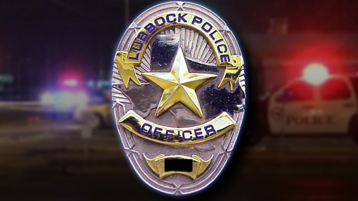 LPD Lubbock Police Badge Updated v01 720