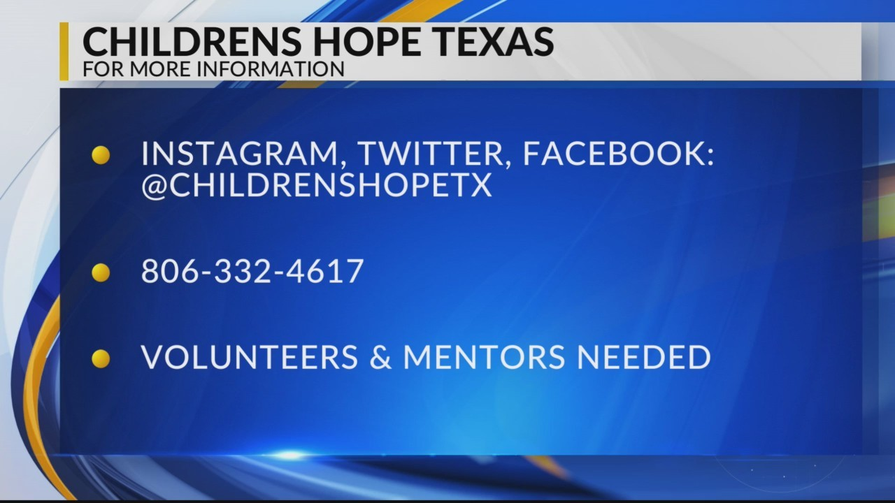Children's Hope Texas
