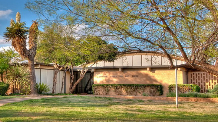 Lubbock Municipal Garden and Arts Center (GAC) - 720