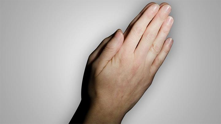 Prayer, Praying Hands - 720