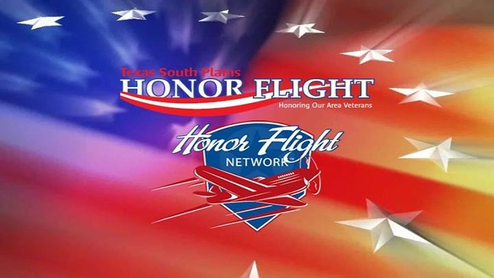 Texas South Plains Honor Flight Graphic - 720