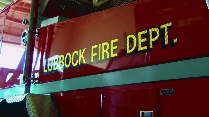 Lubbock Fire Rescue LFR Generic 720 Lubbock Fire Department