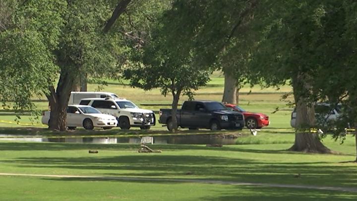 Body in Plainview Country Club Pond - 720