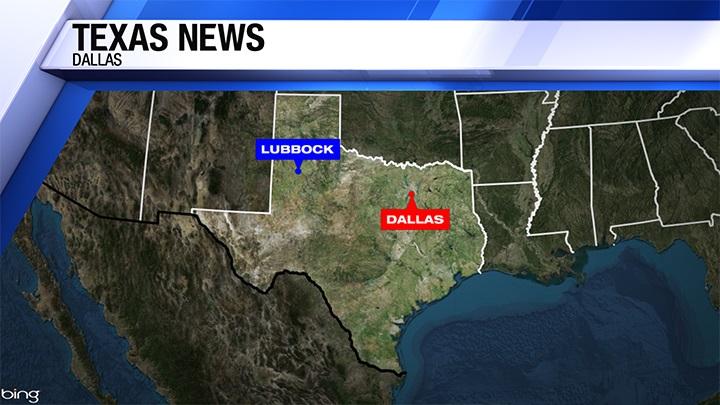 KAMC Dallas Locator Map (2019) - 720