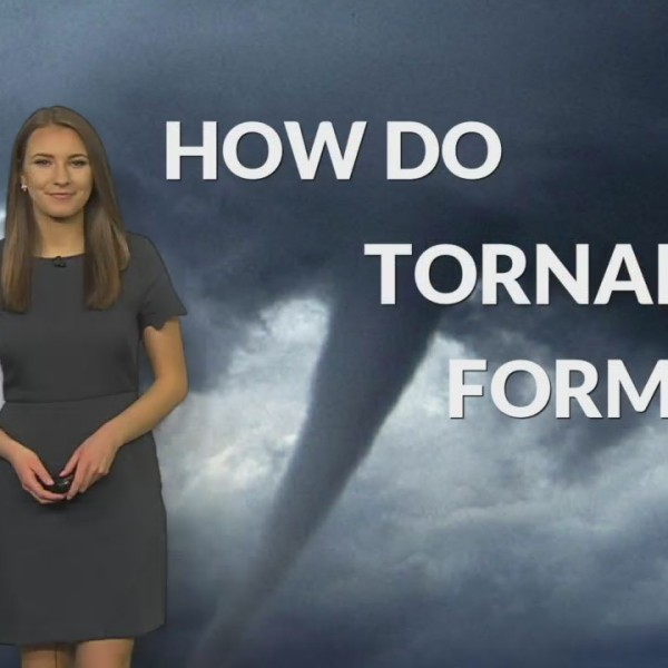 Kellianne's Weather Klass: How Do Tornadoes Form