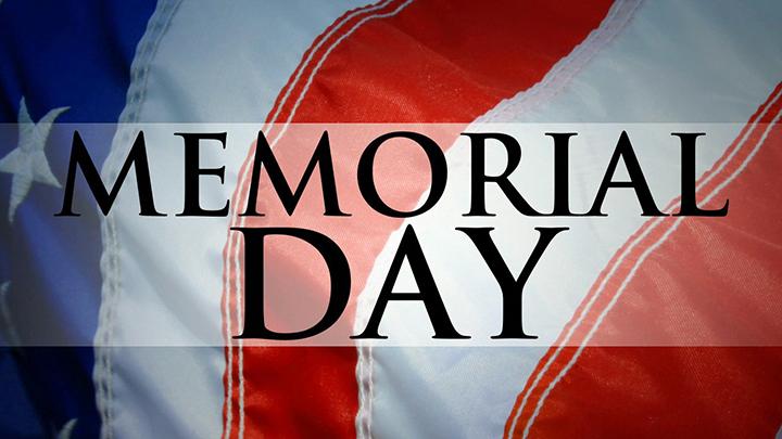 Memorial Day V1 - 720