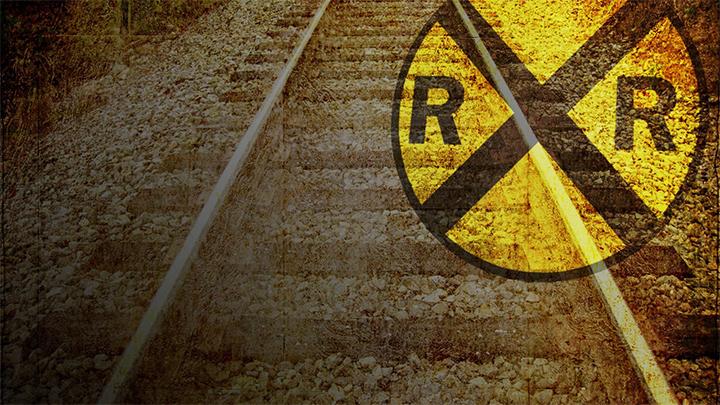 Railroad Tracks, Train Tracks, Railways - 720