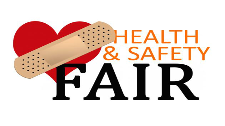 Safety City Health & Safety Fair Graphic - 720