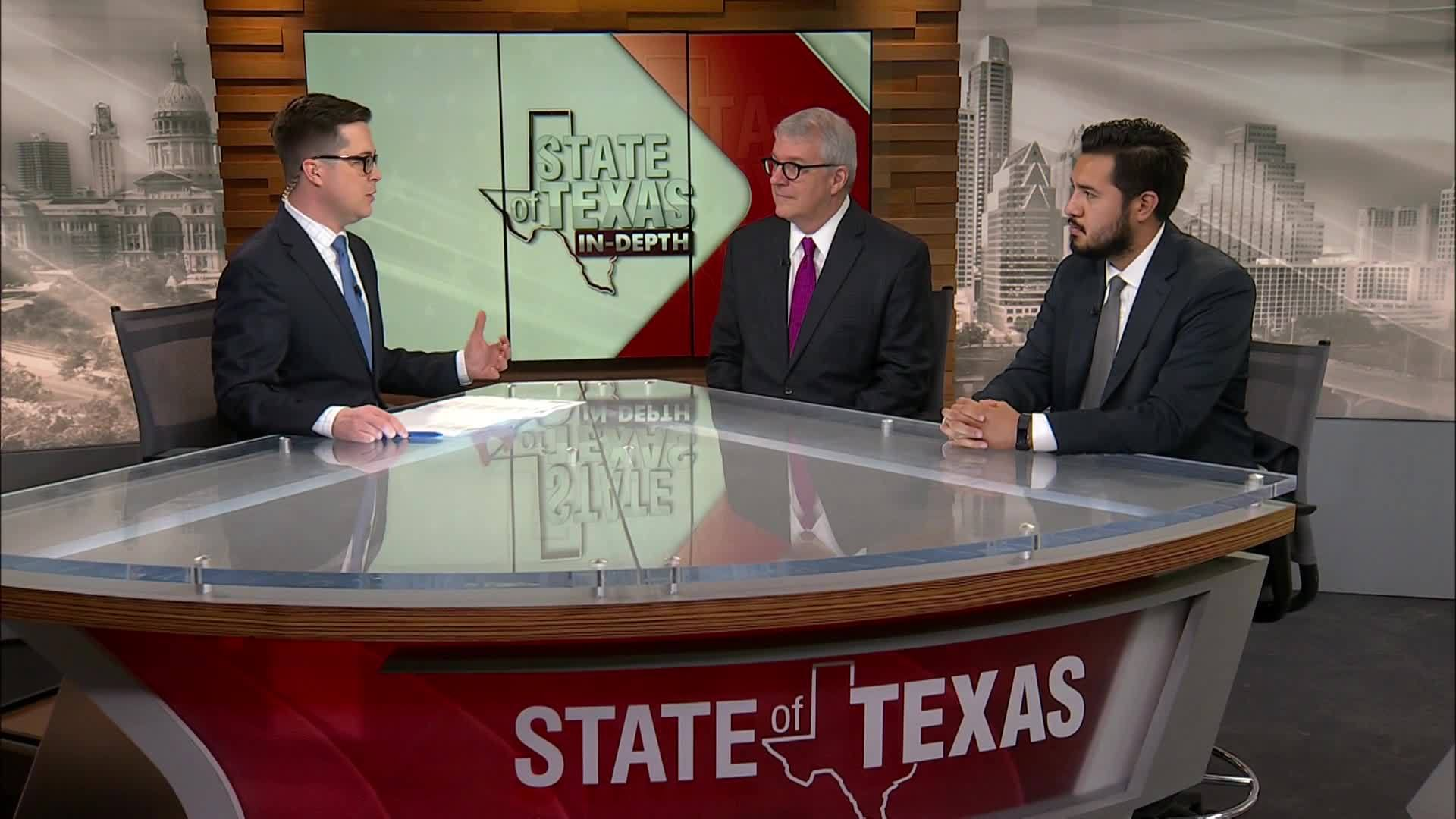 State of Texas - May 26th Roundtable