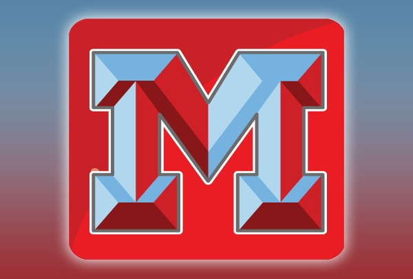 Monterey High School logo color background 720
