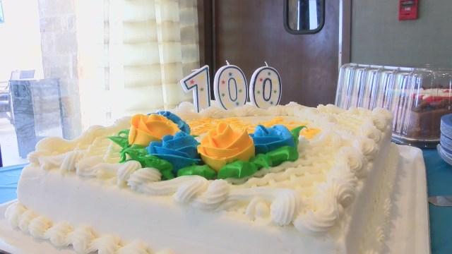 Tremendous Veteran Celebrates 100Th Birthday Funny Birthday Cards Online Amentibdeldamsfinfo