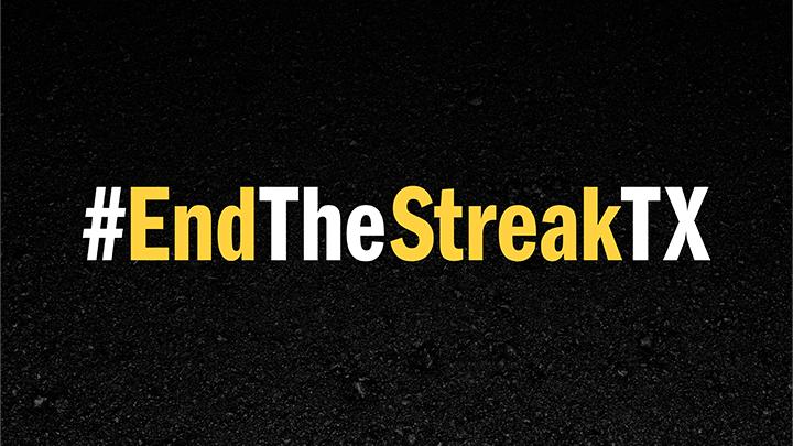 #EndTheStreakTX, TxDOT Safety Campaign - 720