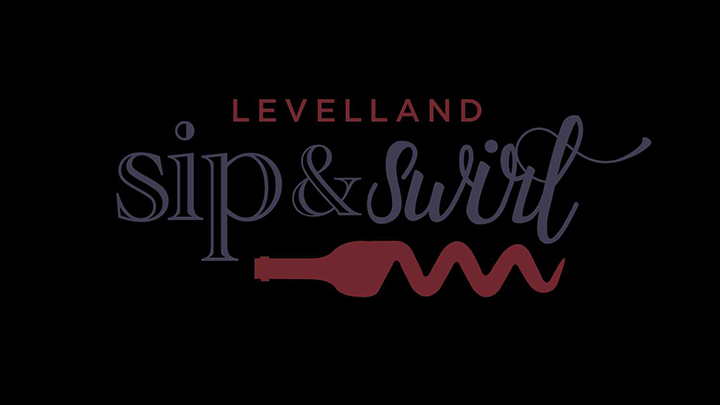 Levelland Sip & Swirl (2019 Logo) - 720