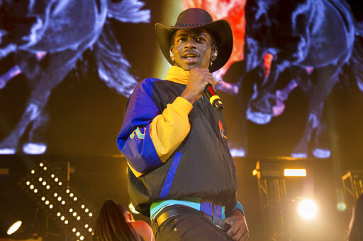 Lil Nas X's 'Old Town Road' sets records on Billboard chart