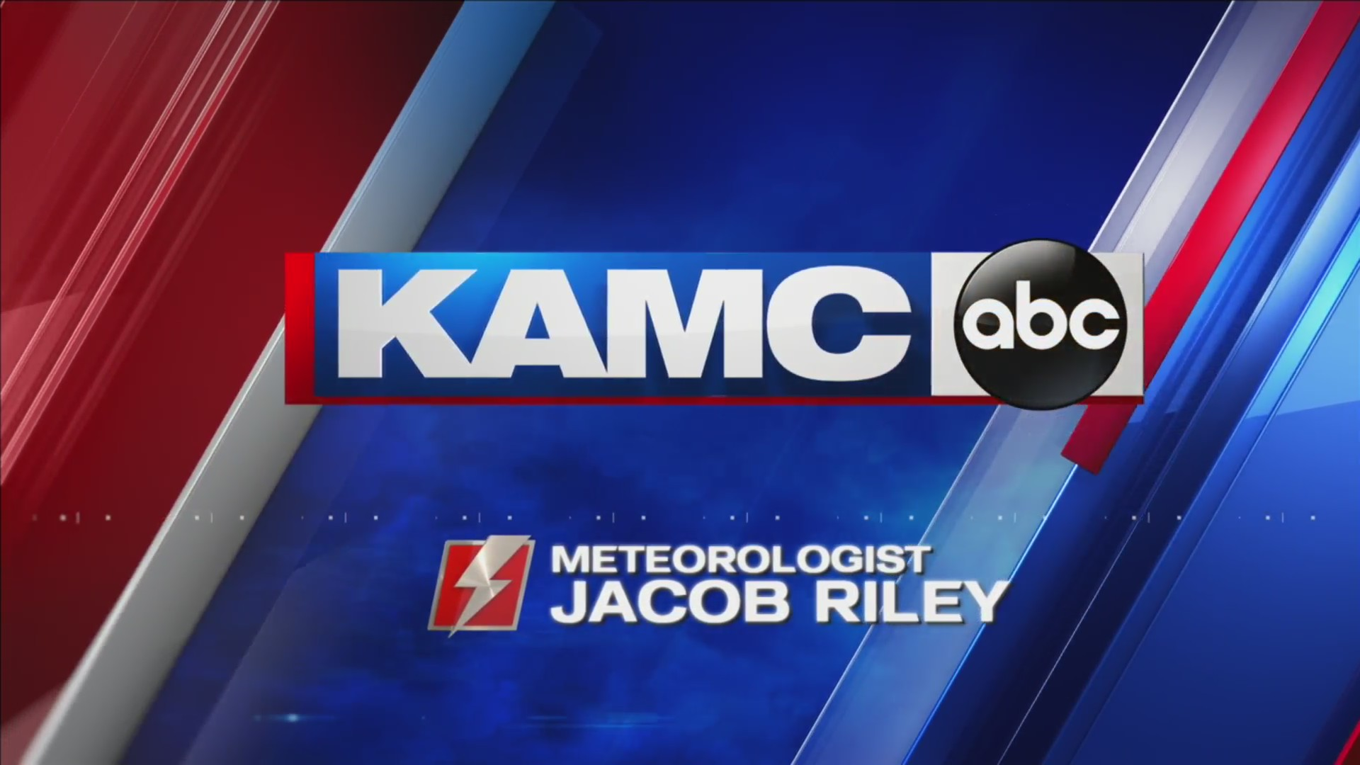 KAMC Weather Webcast with Meteorologist Jacob Riley: August 23rd, 2019