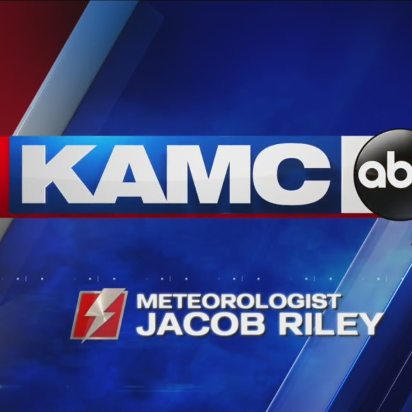 KAMC Weather Webcast with Meteorologist Jacob Riley: August 31st, 2019