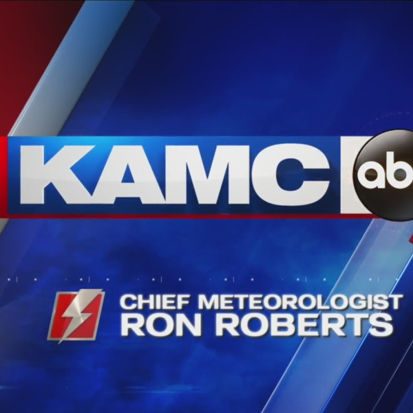 KAMC Weather Webcast with Meteorologist Ron Roberts: August 30th, 2019