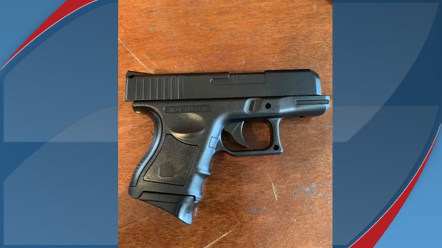 LPD: Airsoft gun confiscated from teenager at the South Plains Fair Saturday