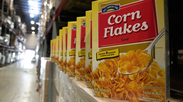 H-E-B set to donate 'truckloads' of cereal to food banks across Texas, including SPFB