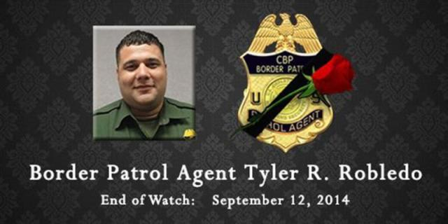 Highway in Del Rio named after fallen Border Patrol agent
