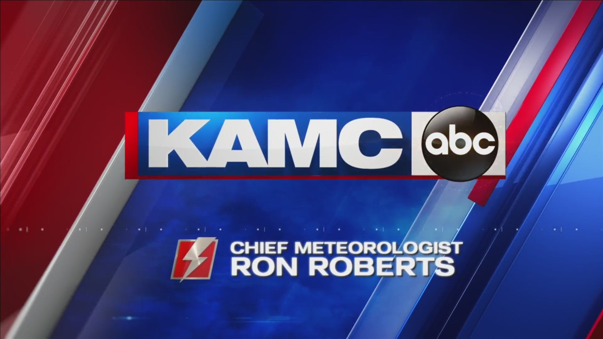KAMC Weather Webcast with Meteorologist Ron Roberts: September 4th, 2019
