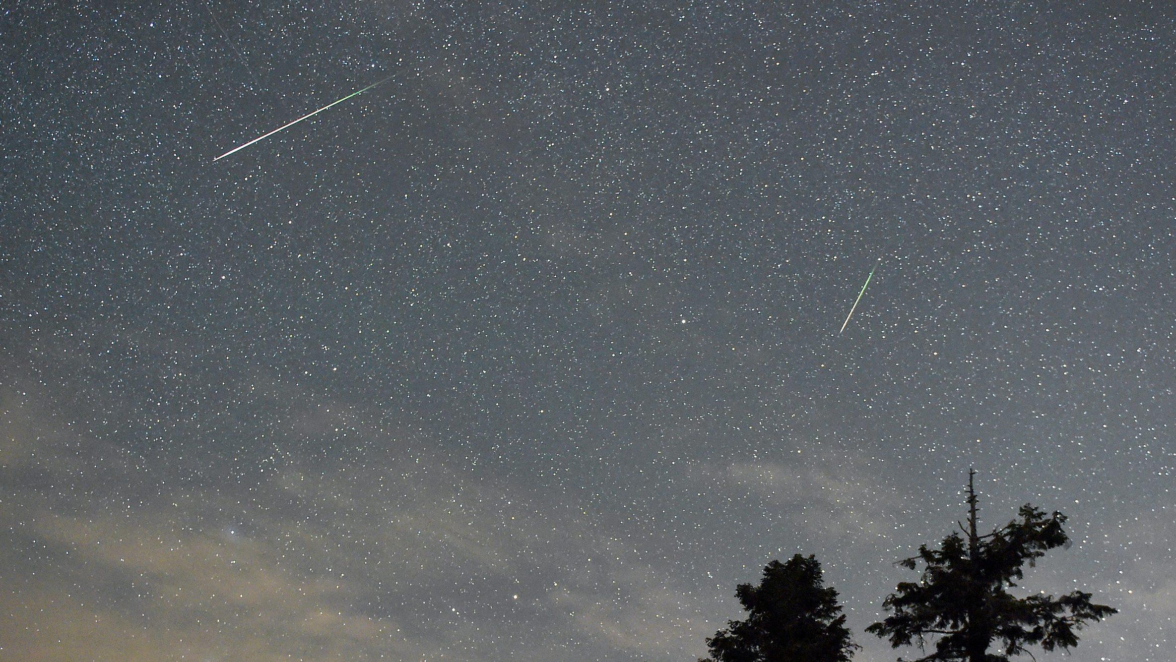 meteor shower 2019 - photo #29