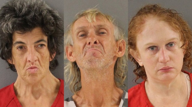 Knoxville Police charge 3 after finding 'mummified' body