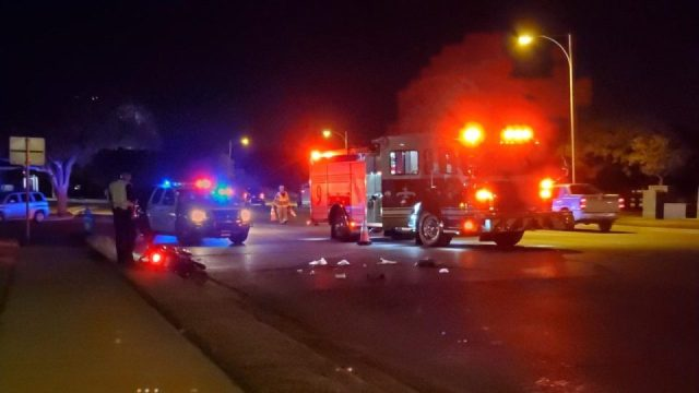 LPD investigation of deadly motorcycle crash delayed by issue at ME's office